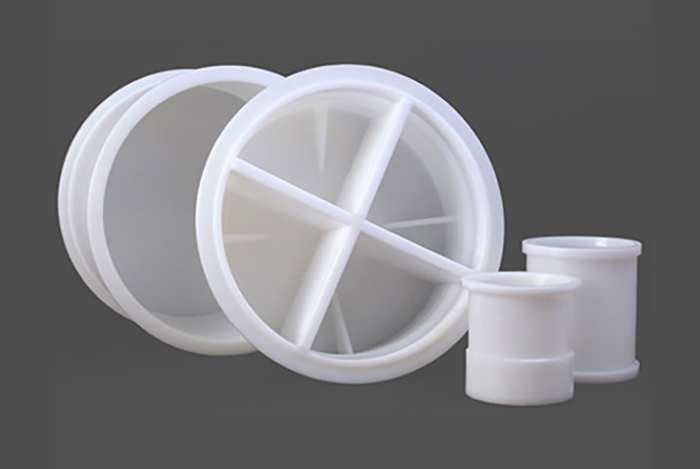 Цилиндрические формы для сыра с микроперфорацией