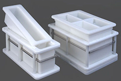Прямоугольные формы для твердого сыра (куб, брусок)