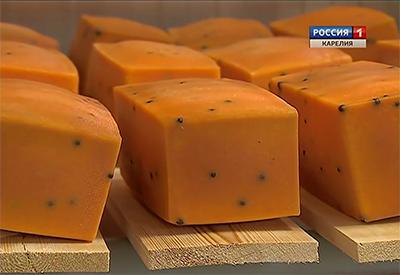 Вкус и польза Карельского сыра