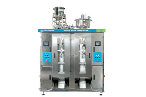Автомат розлива жидких и вязких продуктов