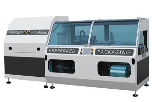 DEA автомат непрерывный, до 100упак/мин, с боковым формированием шва, нет ограничений по ДЛИНЕ