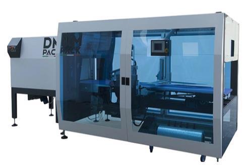 STAR EVO инновационный автомат, до 100упак/мин, с боковым формированием шва, нет ограничений по ДЛИН