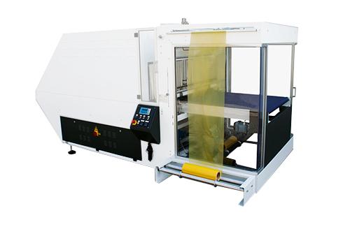 Оборудование для групповой упаковки в пленку ARES с термоусадкой