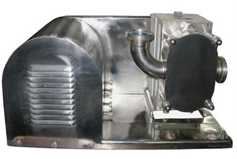 Роторные насосы НР10 с трехлепестковыми роторами