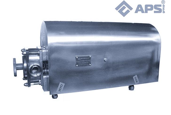 Роторный насос В3-ОР2-А2
