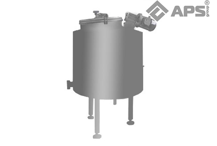 Резервуарные заквасочники для молока
