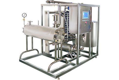Автоматизированная пастеризационная охладительная установка