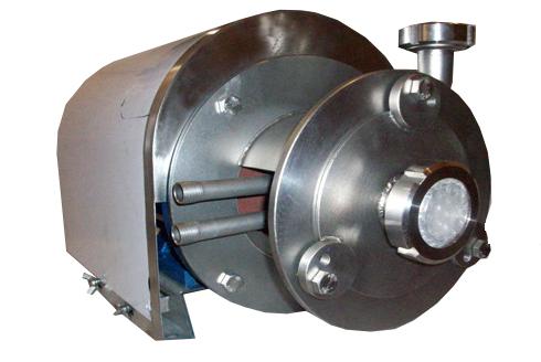Роторно-пульсационный аппарат