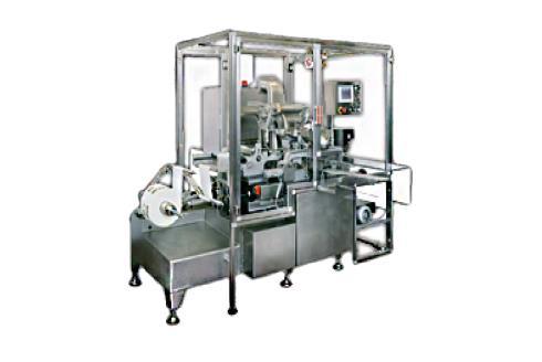 машина для упаковки сливочного масла