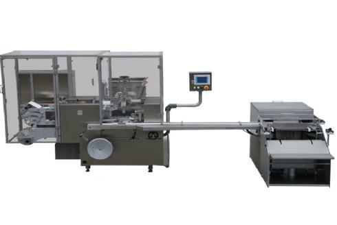 Оборудование для упаковки сливочного масла в брикет
