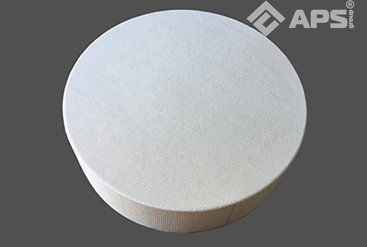 Получаемый сыр из формы длительного созревания