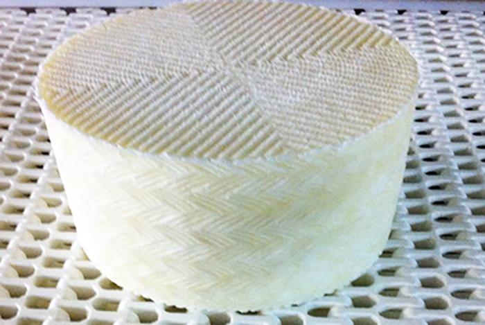 Производство сыра манчего
