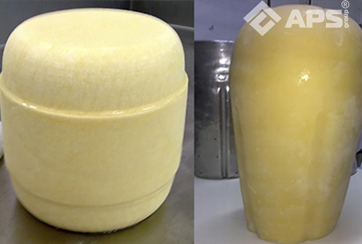 Дизайнерские формы для твердого сыра