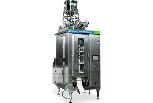 Автомат розлива молока вязких молочных продуктов