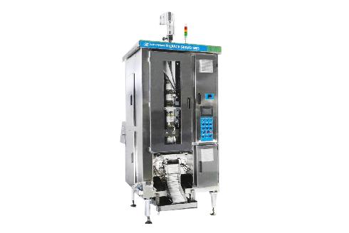 Автомат розлива молока и вязких молочных продуктов в пакет с боковым швом Filpack Servo SMS