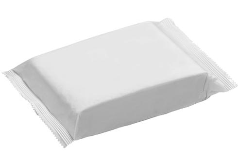 Упаковка творога в флоупак - упаковочное оборудование