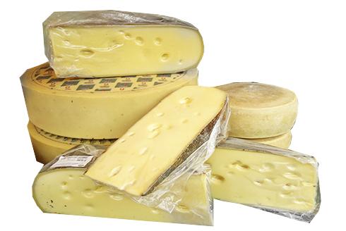 упаковка сыра в термоусадку