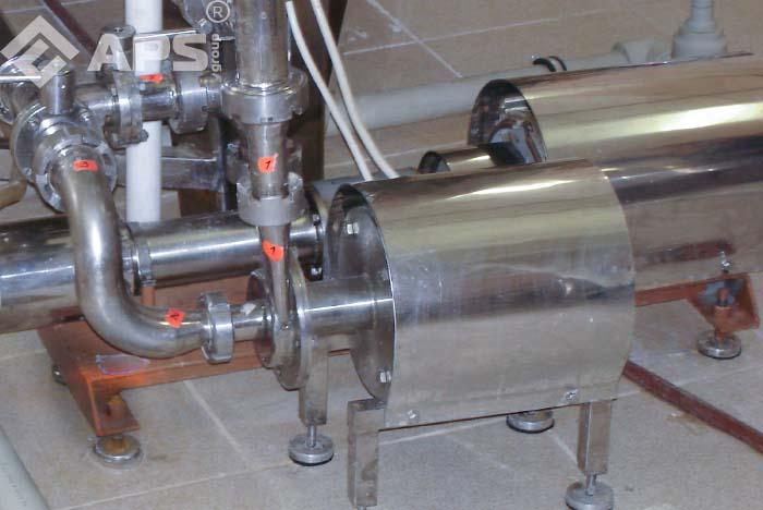 Молочный центробежный насос НЦ-12,5