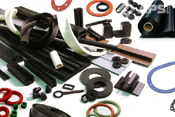 Стандартные резино-технические изделия: кольца, манжеты, полосы