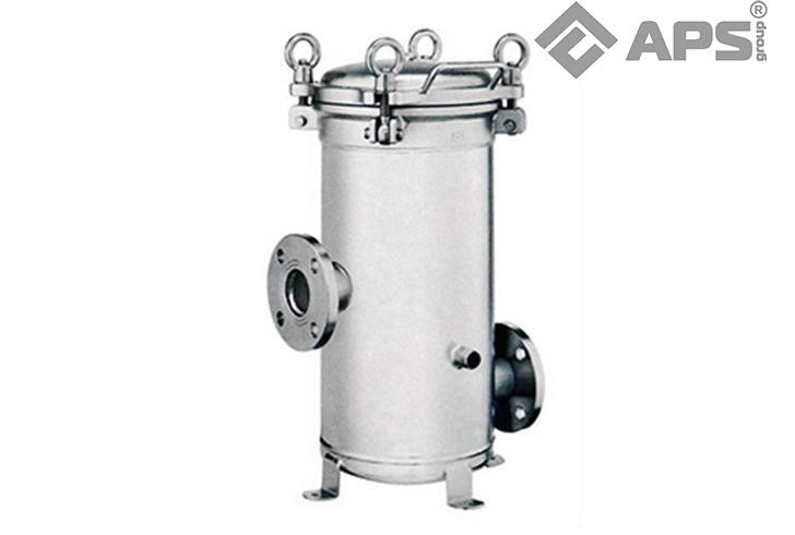 Промышленные фильтры для очистки воды, воздуха