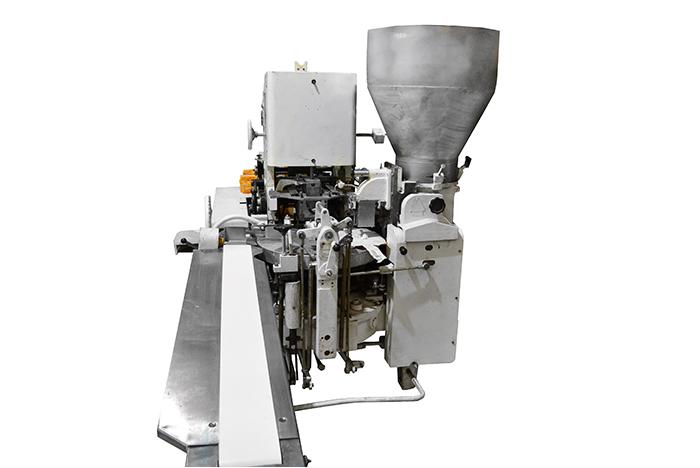 Восстановленный автомат фасовки творога в пачку (брикет)