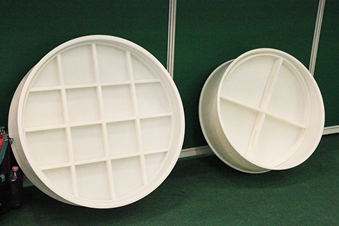 Микроперфорированные формы для сыра