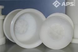 Форма для круглого сыра с рисунком