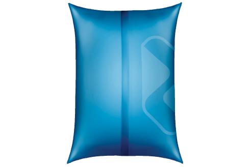 Фасовка молока в литровый флоу пак (пакет-подушку)