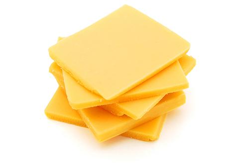 Линия нарезки сыра на слайсы