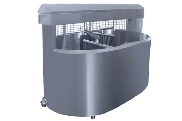 Сыродельная ванна для производства сыра