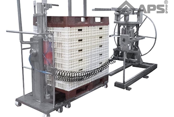 Переворачиватель сырных мультиформ