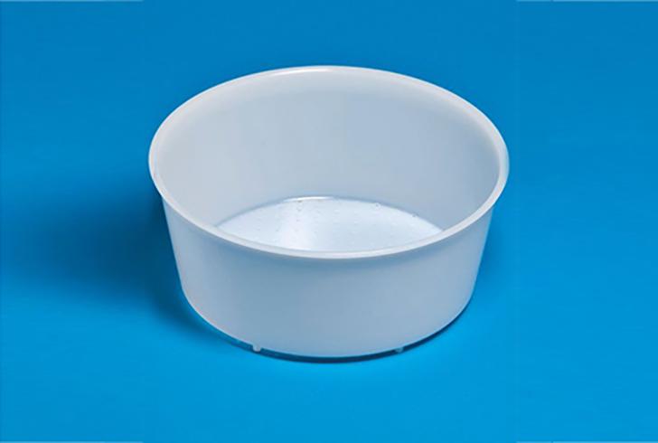 Форма для сыра P35310 с Дн=17,5, с Дв=20,5, В=8,5 см, вес по сыру 2 кг