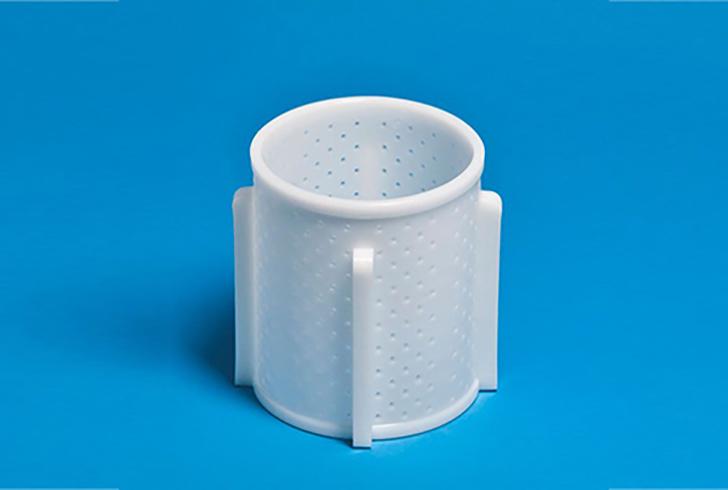 Форма P0004 с Дв=11, Дн=10,5, В=14,5, вес по сыру 500-700 гр.