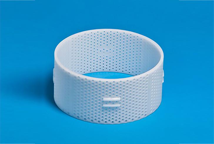 Форма P00723 с Д=14,5 см, В=8,5 см, вес по сыру 1000 гр.