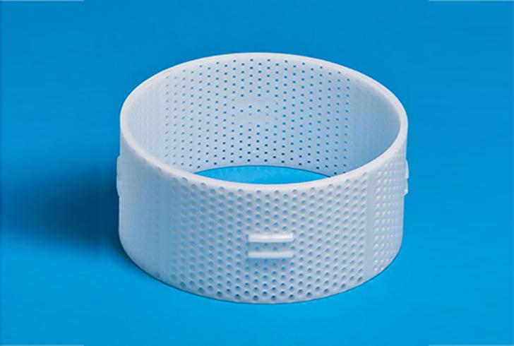 Форма P00730 с Д=16 см, В=8,5 см, вес по сыру 1600 гр.