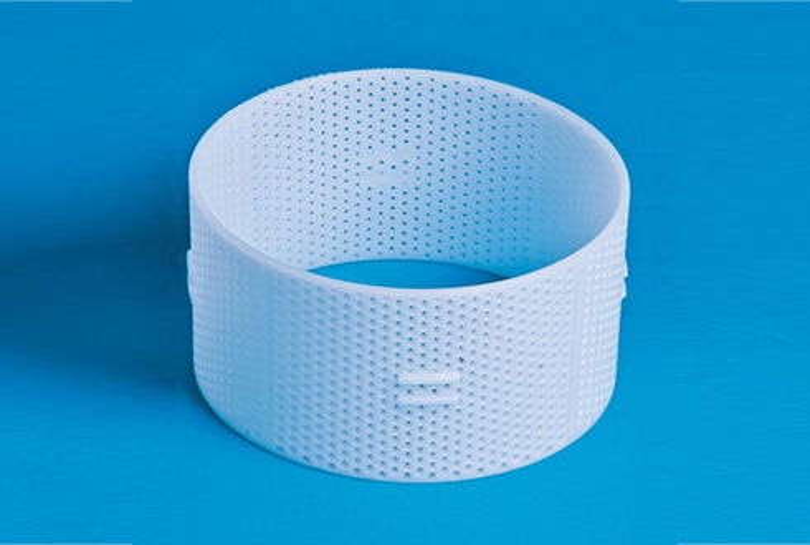 Форма P00734 с Д=20 см, В=11 см, вес по сыру 2500 гр.