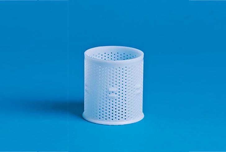 Форма P00750 с Д=9 см, В=10,5 см, вес по сыру 350 гр.