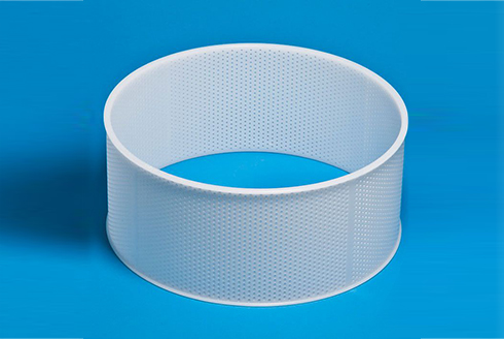 Форма P00799 с Д=34 см, В=15 см, вес по сыру 8-10 кг.