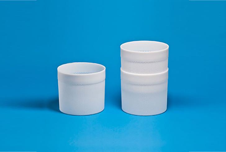 Штабельные формы P00764A с Дн=21, Дв=22, В=16 см, вес по сыру 3-4 кг.