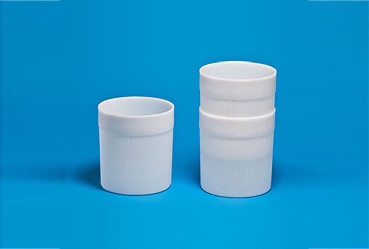 Штабельная форма P00770 с Дн=20,8, Дв=21,7, В=16 см, вес по сыру 1,8-2,2 кг.