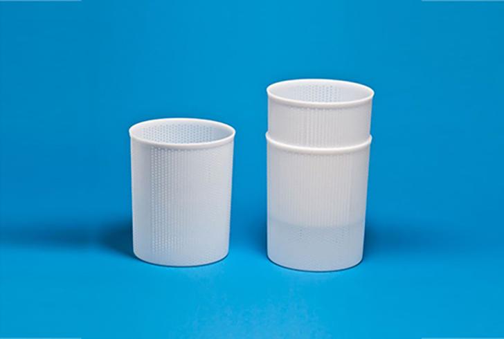 Штабельные формы P00771 с Дн=18,5, Дв=20, В=22 см, вес по сыру 3-4 кг.