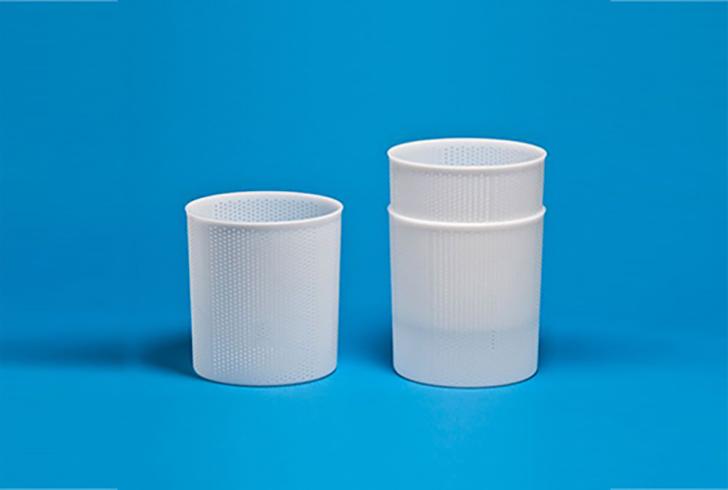 Штабельные формы P00783 с Дн=20,8, Дв=22, В=25 см, вес по сыру 3-4 кг.
