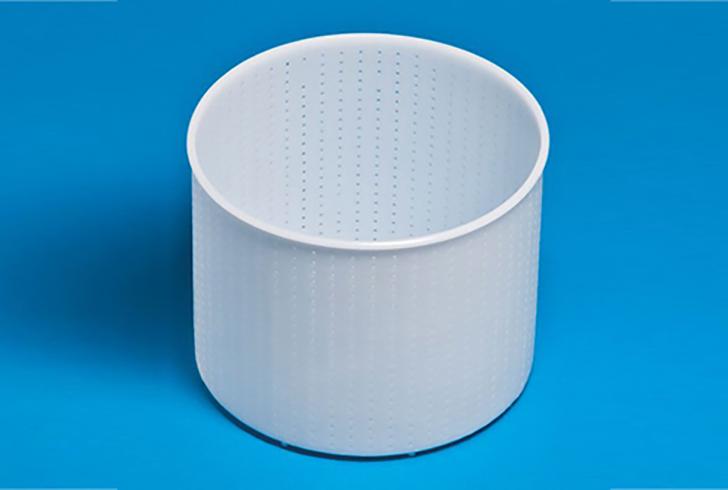 P00606 - цилиндрические формы с дном  для мягкого сыра