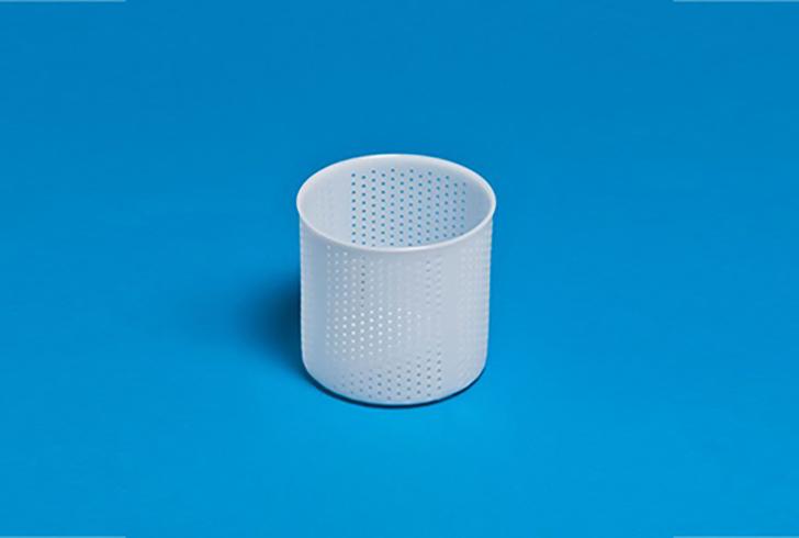 Форма для сыра P00627 с Дв=9,6 см, Дн=9 см, В=9,2 см, вес 300/400 гр.