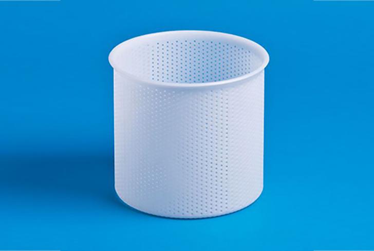Форма для сыра P00722 с Дв=19 см, В=18,5 см, вес 3000 гр.