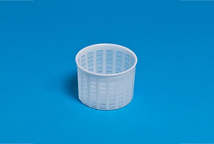 P00741 - цилиндрические формы с дном  для мягкого сыра