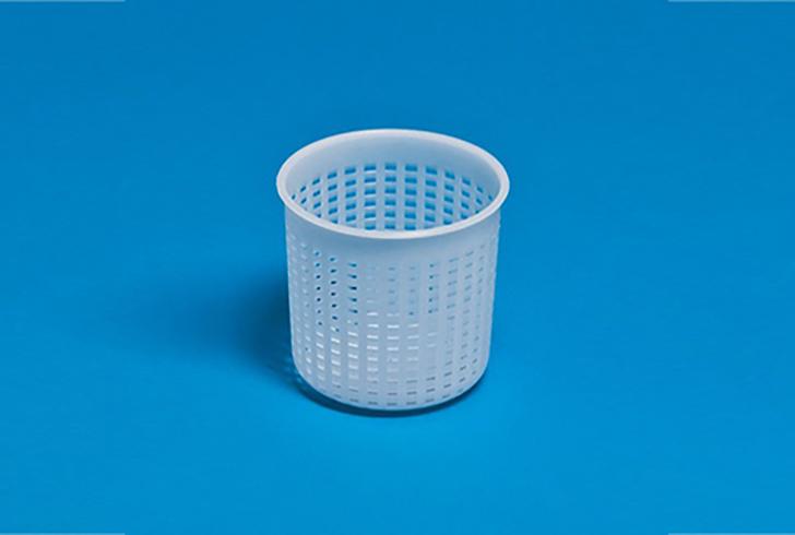 Форма для сыра P00689 с Дв=8 см, Дн=7 см, В=8 см, вес 200 гр.