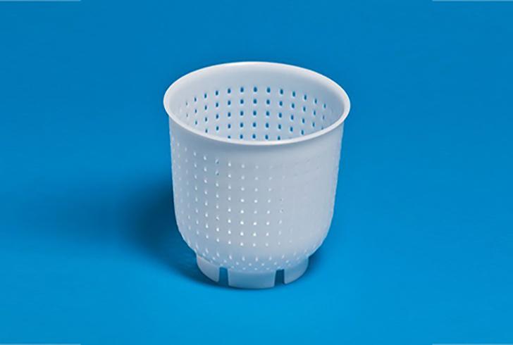 Форма для сыра P30310 с Д=13 см, В=13 см, вес 800 гр.