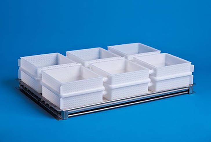 Мультиформа P00700 с подносом для сырных форм