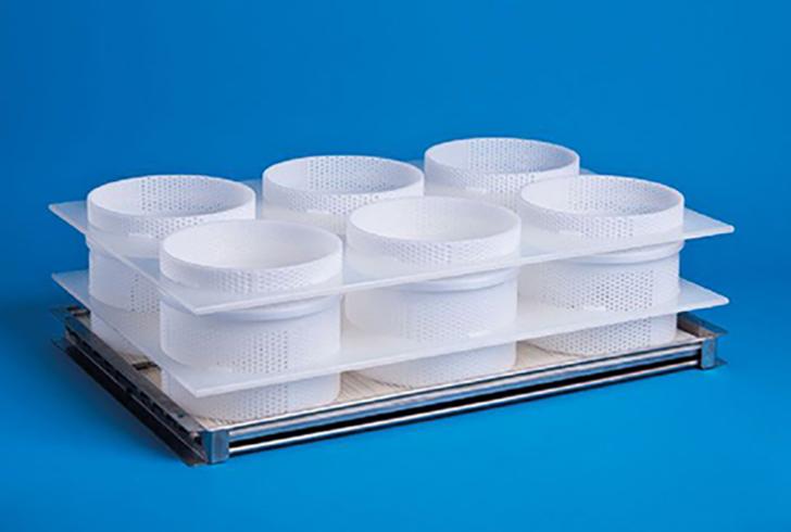 Мультиформа P00734 с подносом для сырных форм